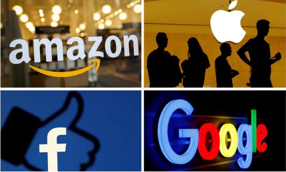 Big Tech enfrenta investigación antimonopolio en EU; empresas pierden hasta  33,000 mdd en valor de mercado