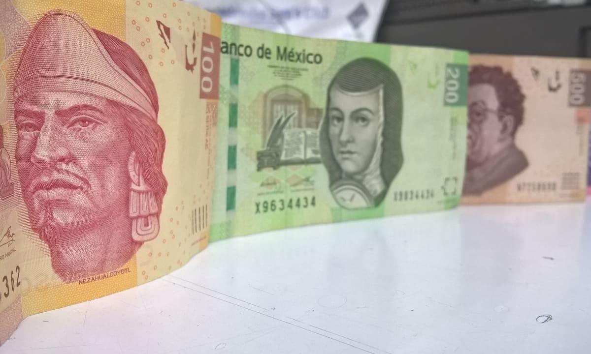 Débil economía mexicana.