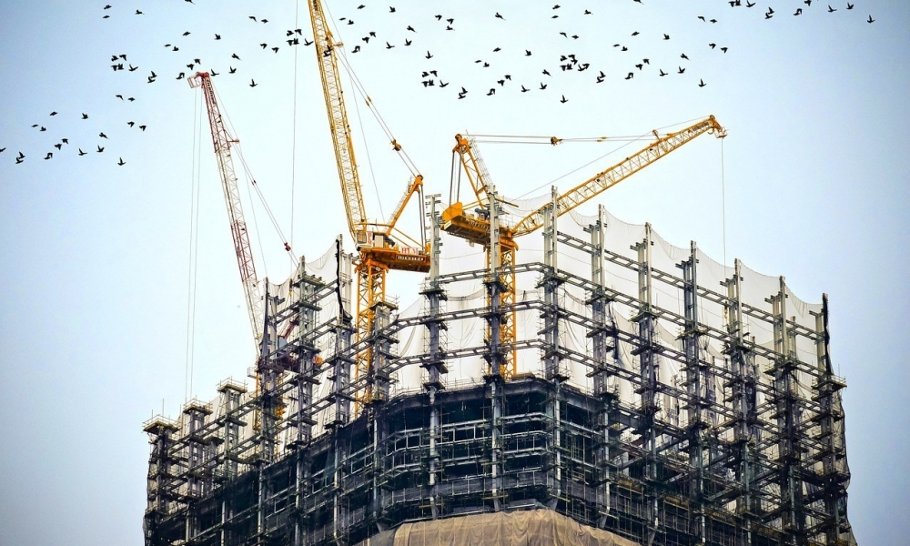 Proyectos en construcción