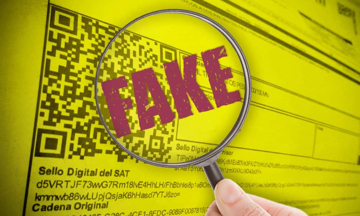 Facturas falsas. Pixabay.