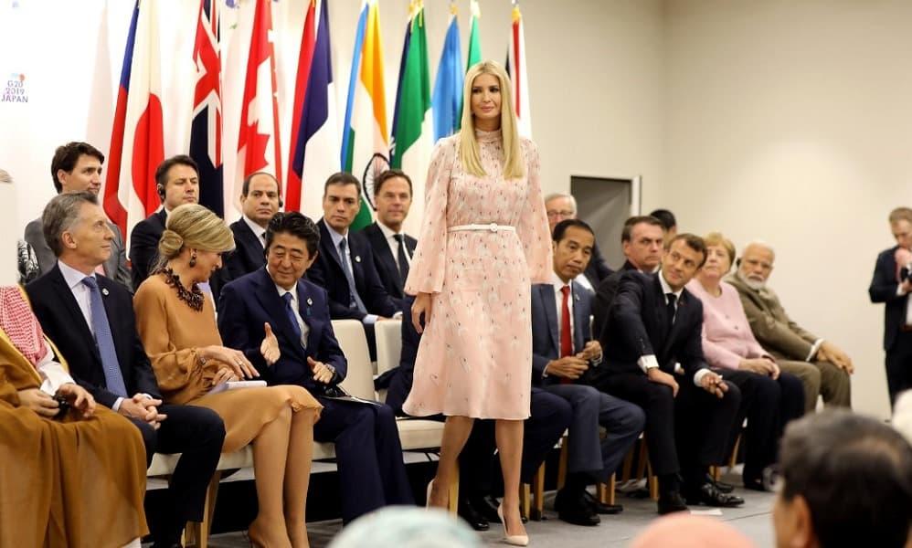 Ivanka Trump en G20