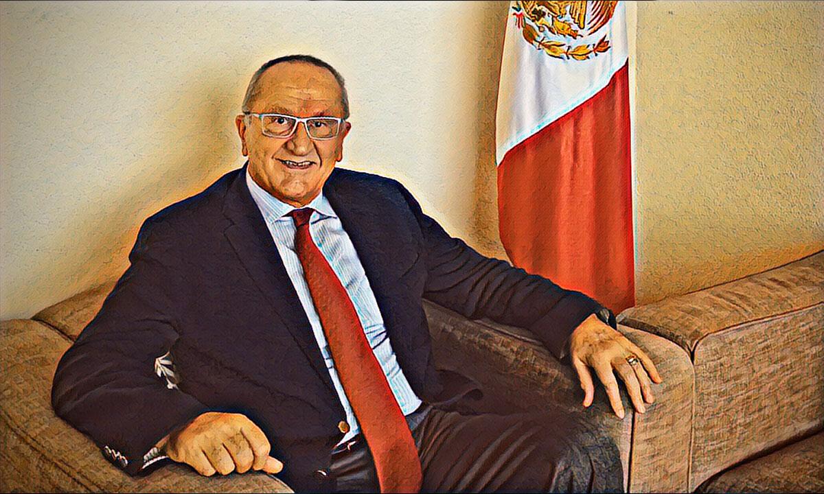 Jesús Seade (Foto: Carmen Luna / Cristian Laris)