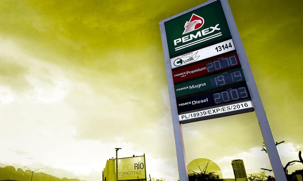 Pemex presenta plan de negocios