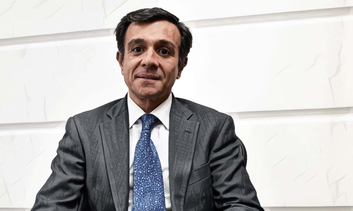 Jaime Santibáñez, director General de Principal Afore