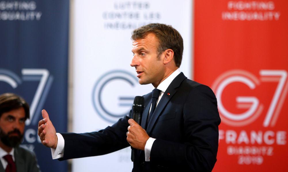 Resultado de imagen para G7 CUMBRE 2019
