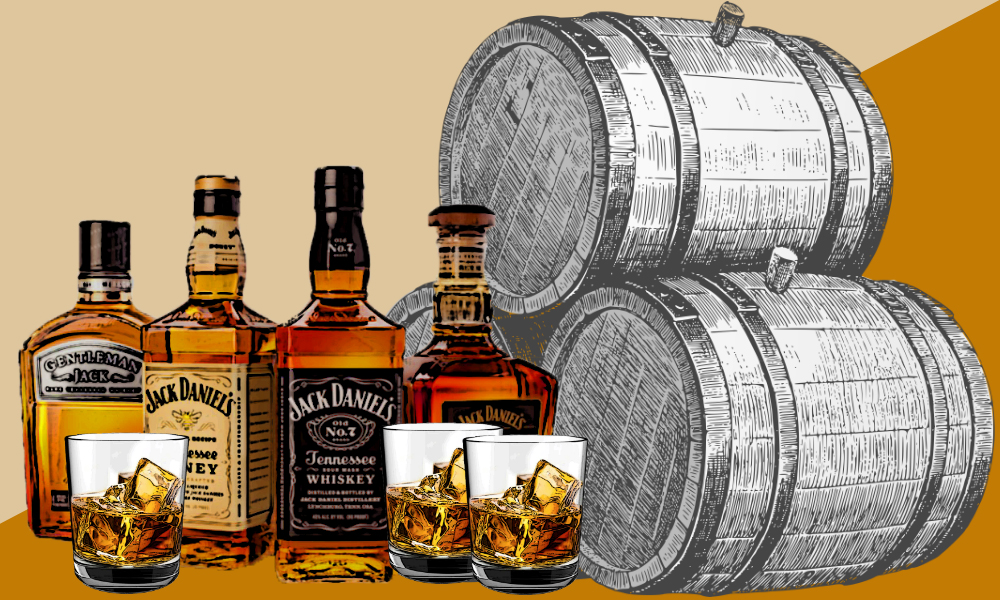 whisky, whiskey, jack daniels