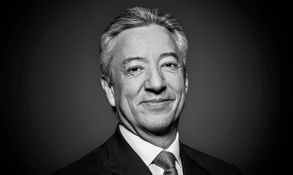 Fallece el banquero mexicano Manuel Medina Mora