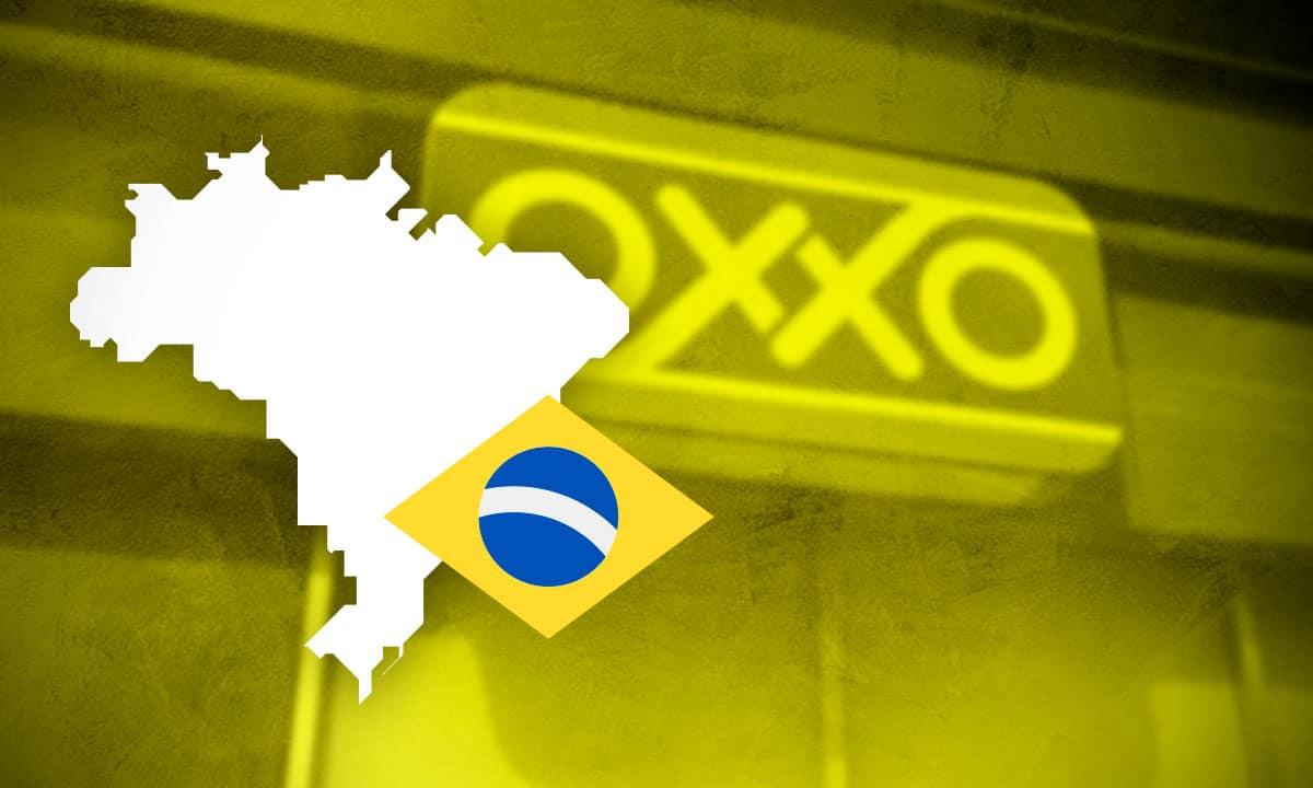 Oxxo abre primera tienda en brasil