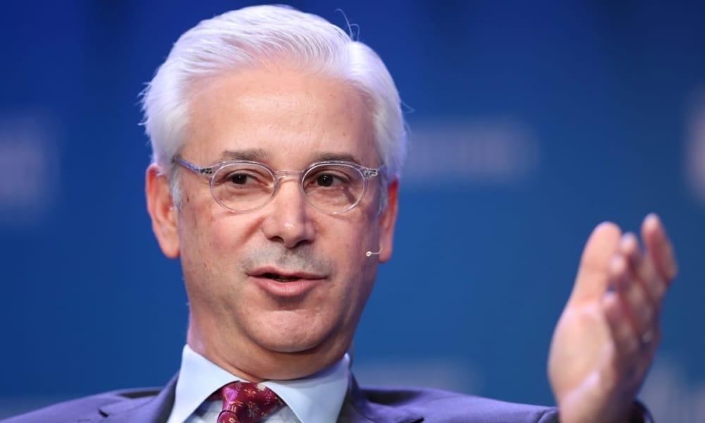 Wells Fargo tiene nuevo CEO Charles Scharf