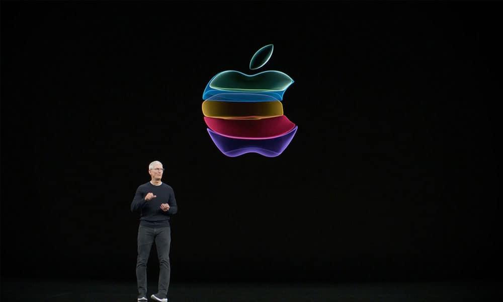 Caen los beneficios netos de Apple