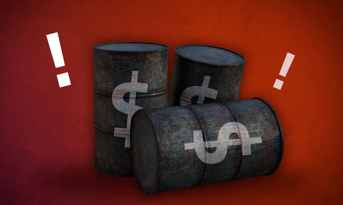 Precios del petróleo (Fotoarte: Cristian Laris)
