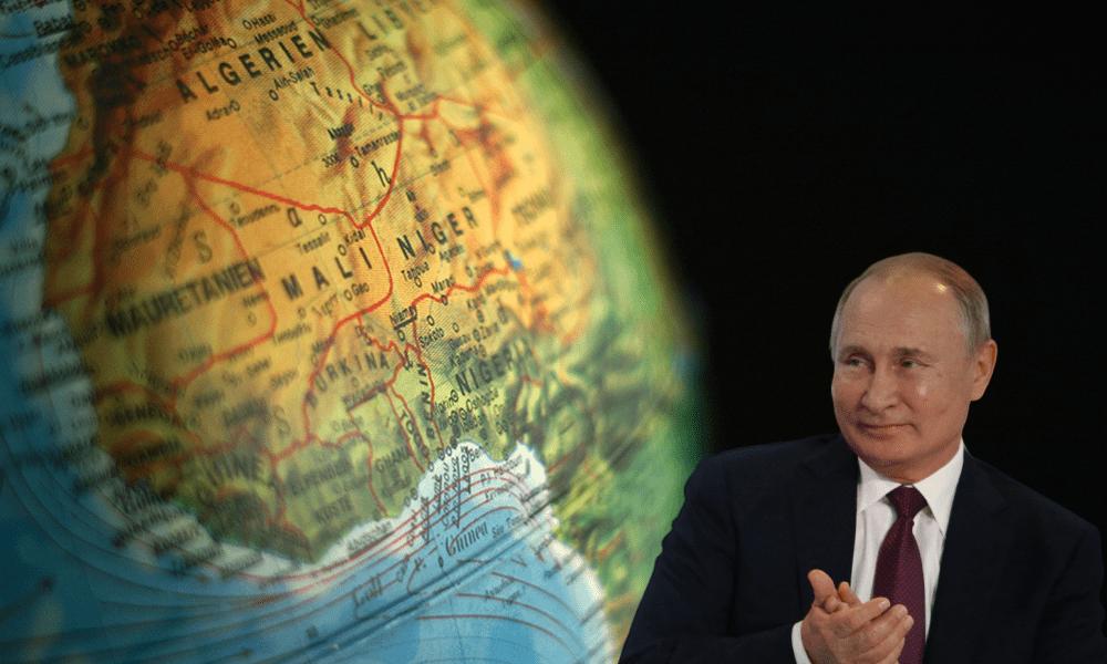 África Rusia