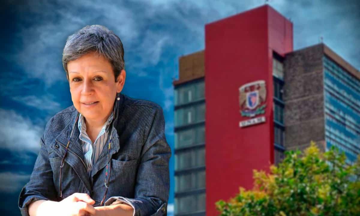 Angélica Cuéllar UNAM