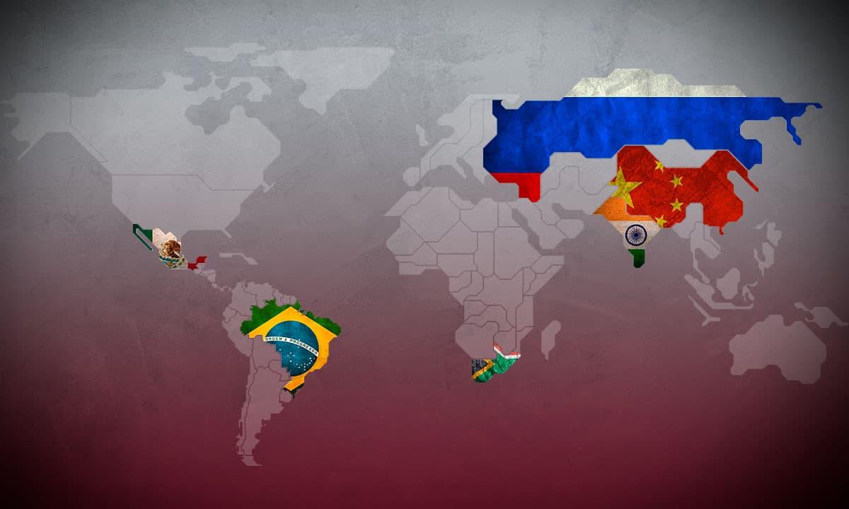 BRICS mercados acciones