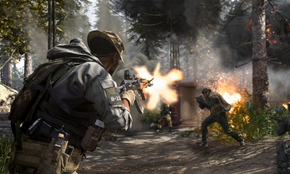 Call of Duty Rusia Activision
