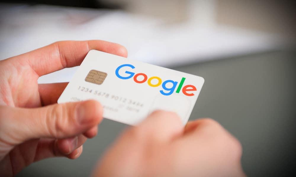 Google Pay ayuda a administrar cuentas bancarias