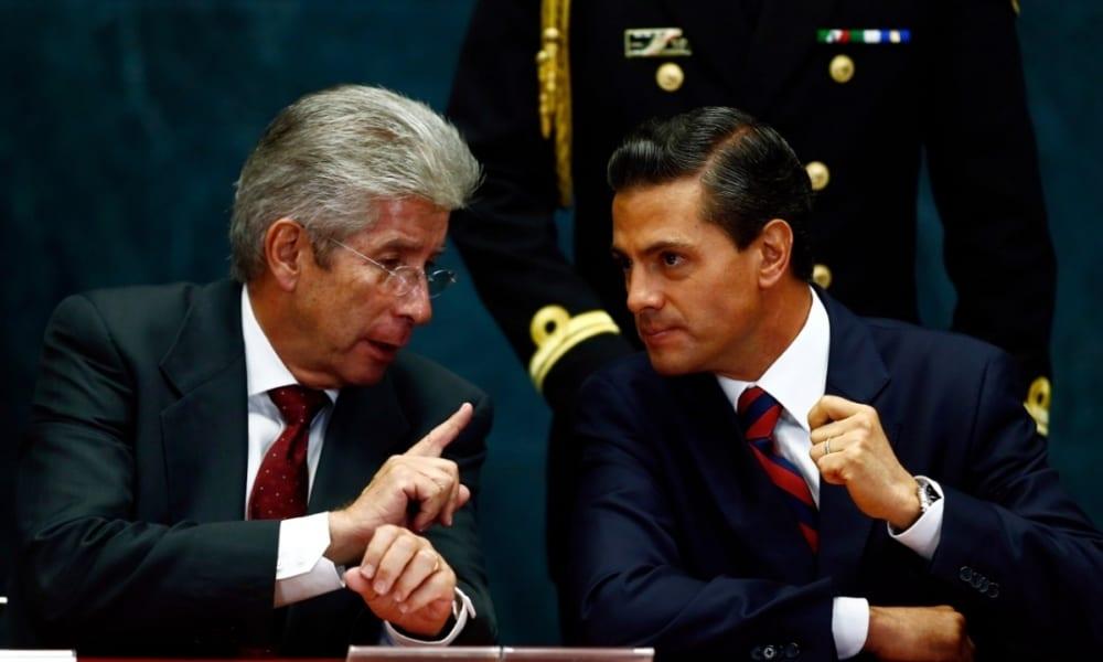 Ruiz Esparza y Peña Nieto