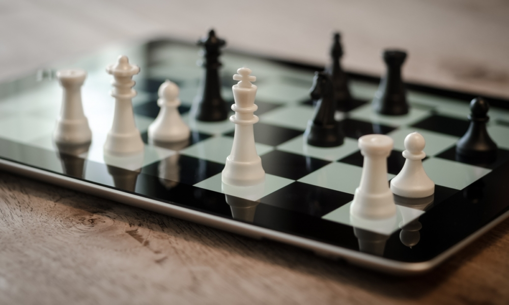 ajedrez bolsa de valores