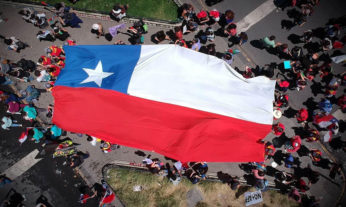 Peso chileno en su peor nivel (Getty Images)