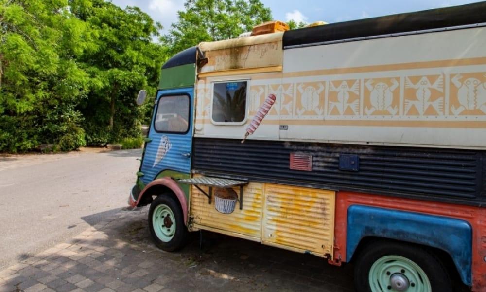 food trucks regulación