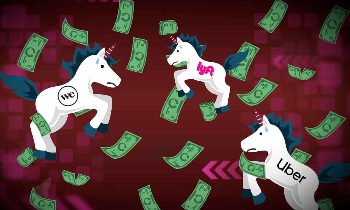 Startups con pérdidas y sin rendimientos