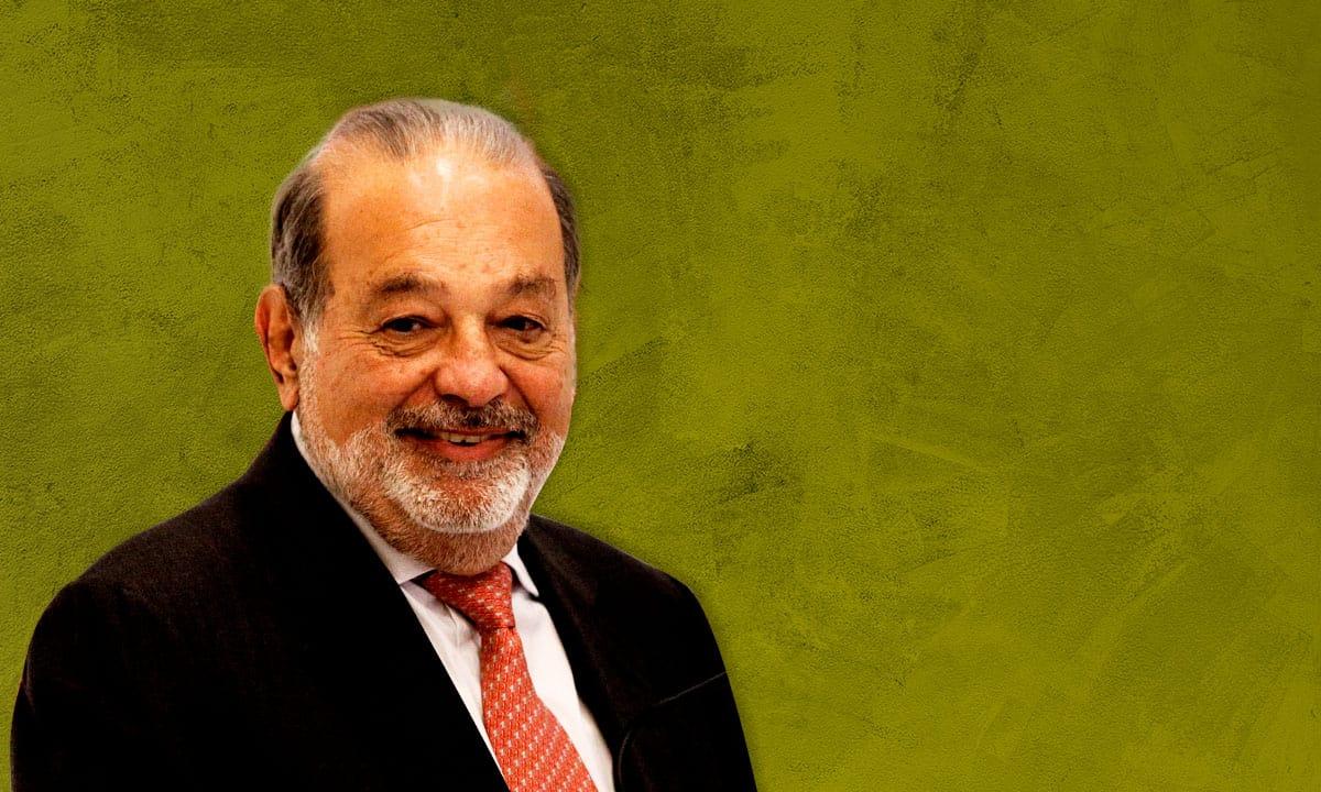 Carlos Slim, las personas más ricos del mundo