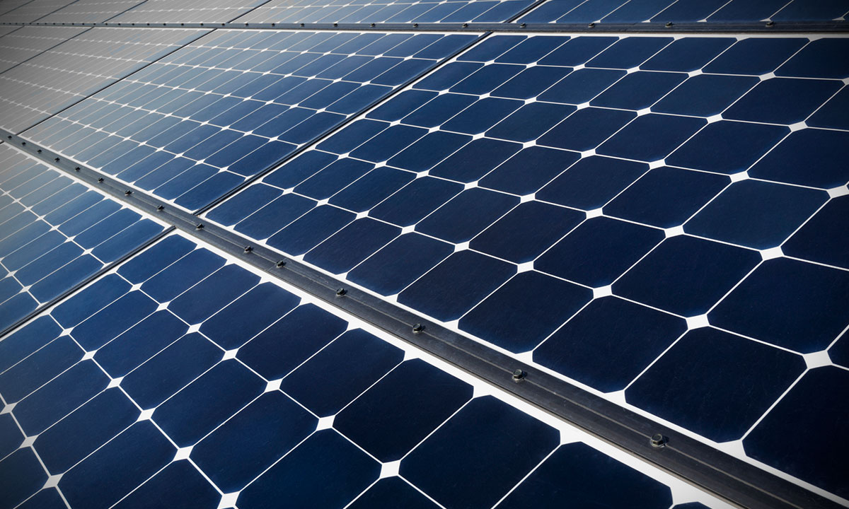 Páneles solares ESG