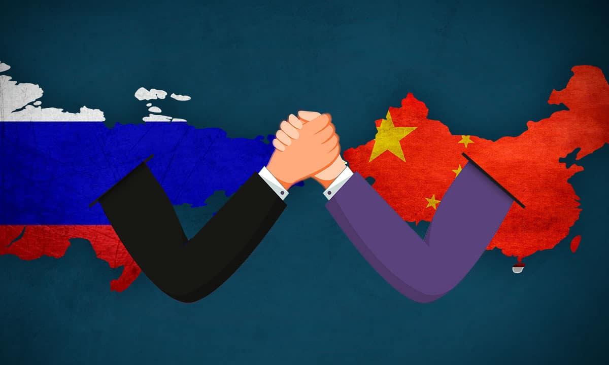 China Rusia alianza