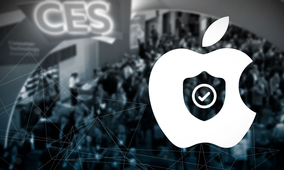 Apple vuelve al CES 2020