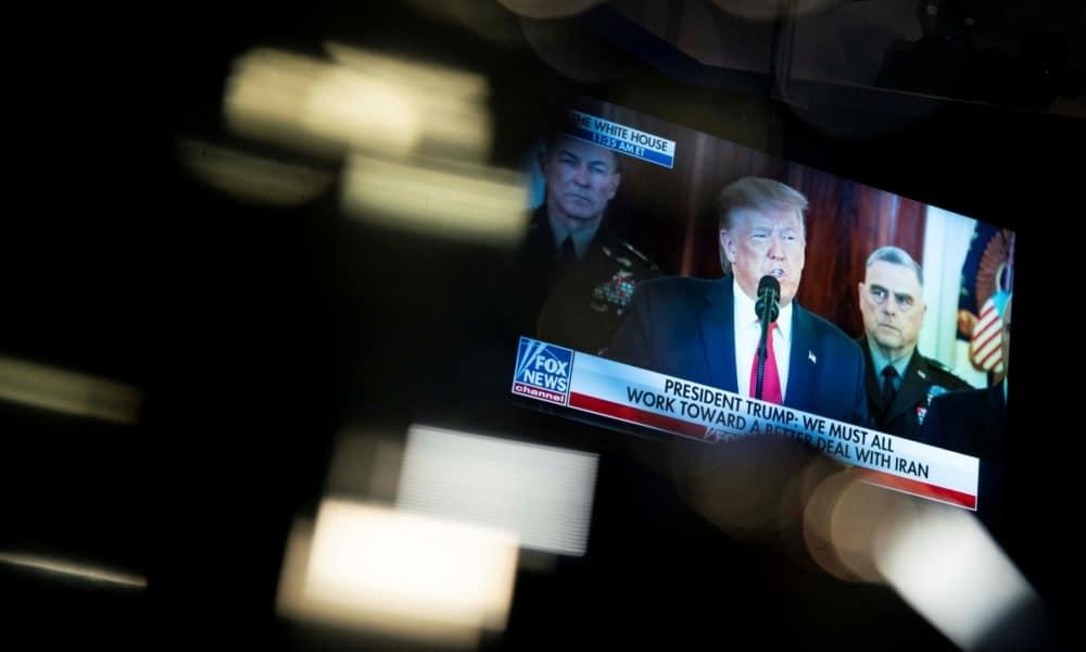Donald Trump da mensaje sobre ataque de Irán a bases aéreas de EU