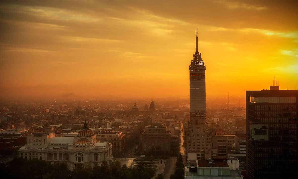 Riesgo país de México (Getty Images)