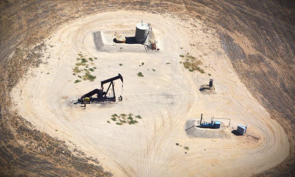 pozos petroleros México