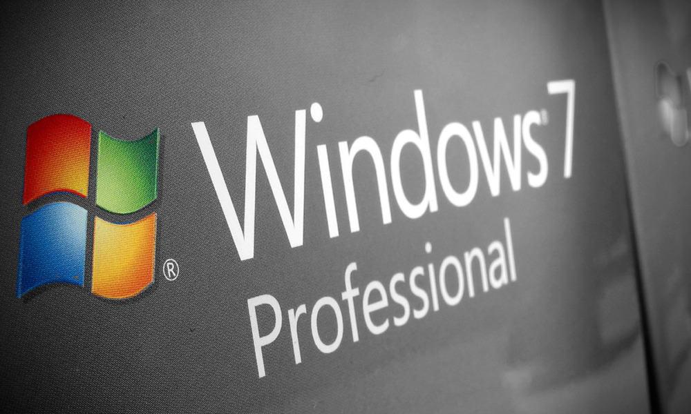 Windows 7 deja de tener soprte