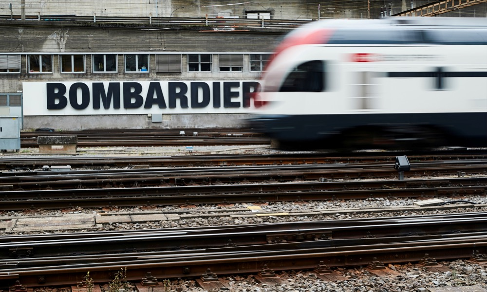 Almston compra Bombardier
