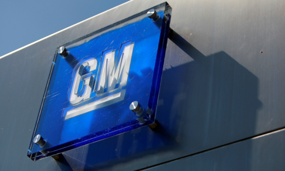 Acciones de General Motors