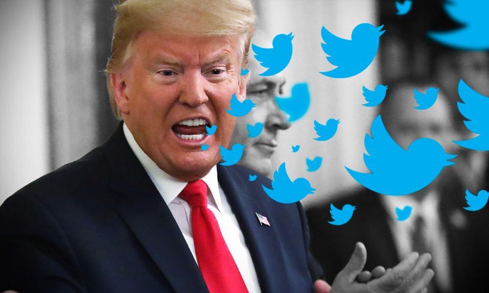Trump y tuits