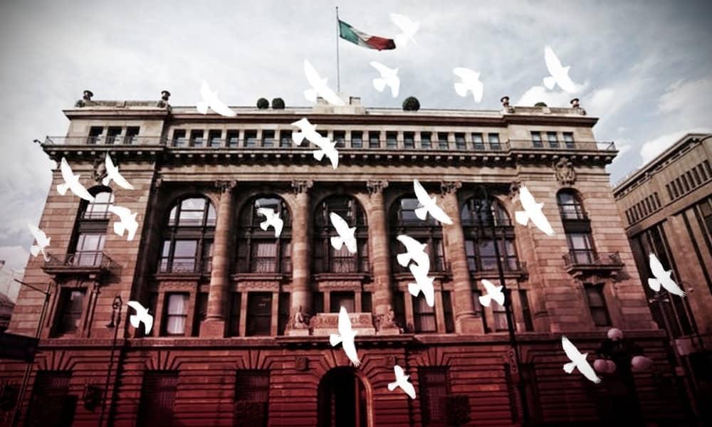 Banxico sin disidentes (Fotoarte: Cristian Laris)