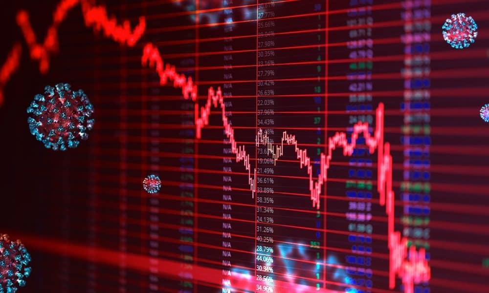 Caída de los mercados