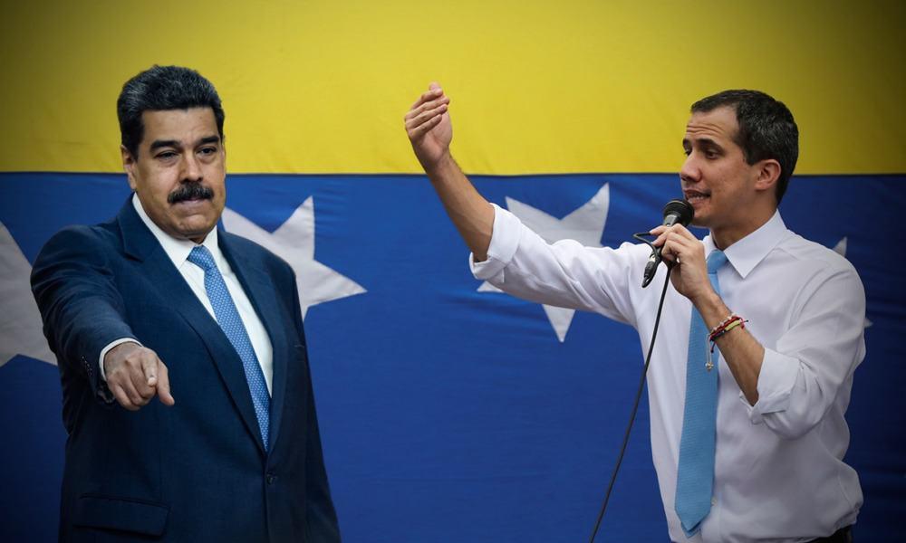 [La Repubblica] Maduro y Guaidó ponen sus ojos sobre Feijoó  Maduro-guaido