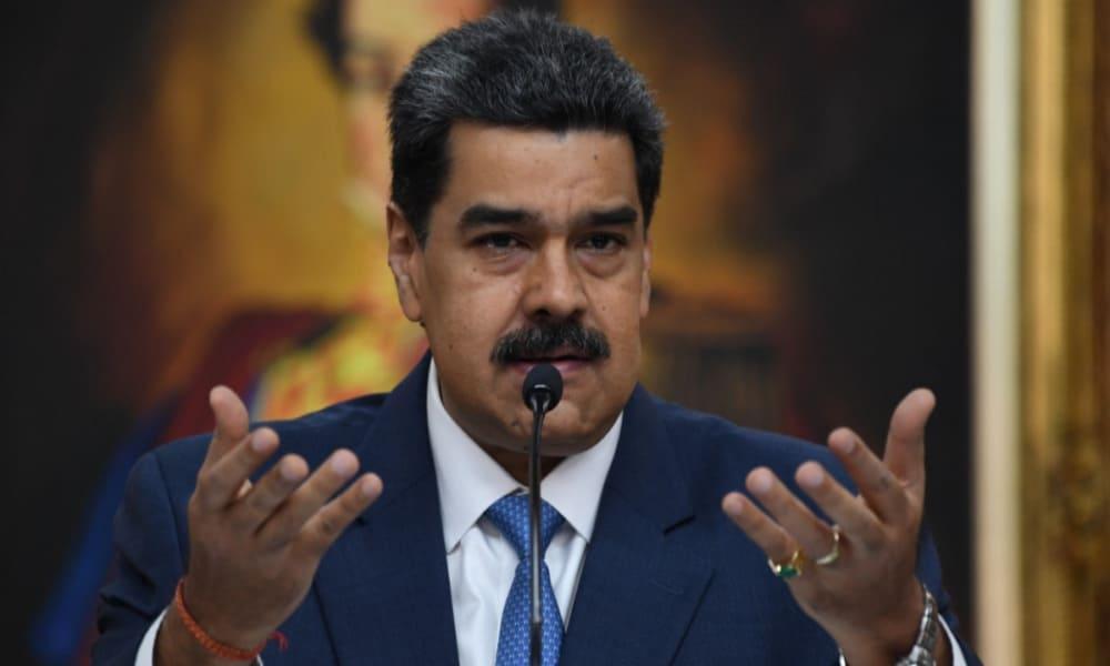 Nicolás Maduro acusado