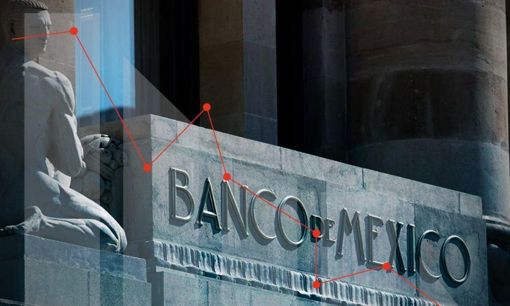Banco de México (Fotoarte: Cristian Laris)