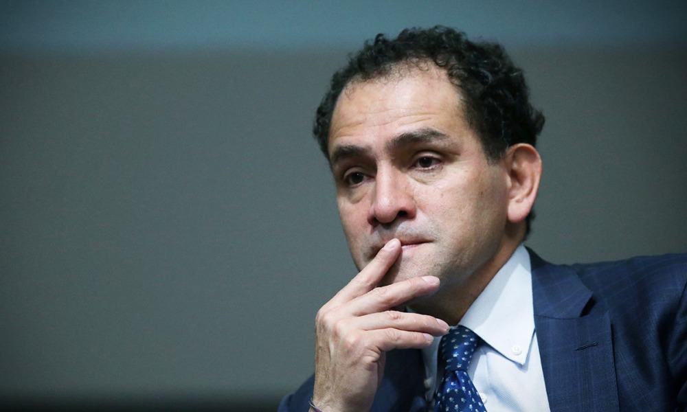 Arturo Herrera, secretario de Hacienda. (Reuters)