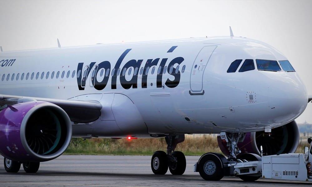 volaris transporte pasajeros