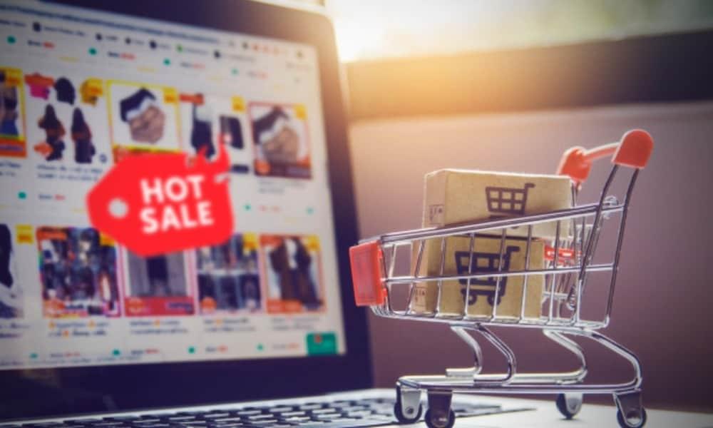 Comercio electrónico impulsado por Hot Sale