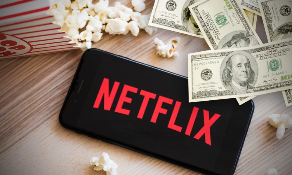 Acciones de Netflix al alza previo a su reporte trimestral del 2T; acumulan  75% de incremento en el año