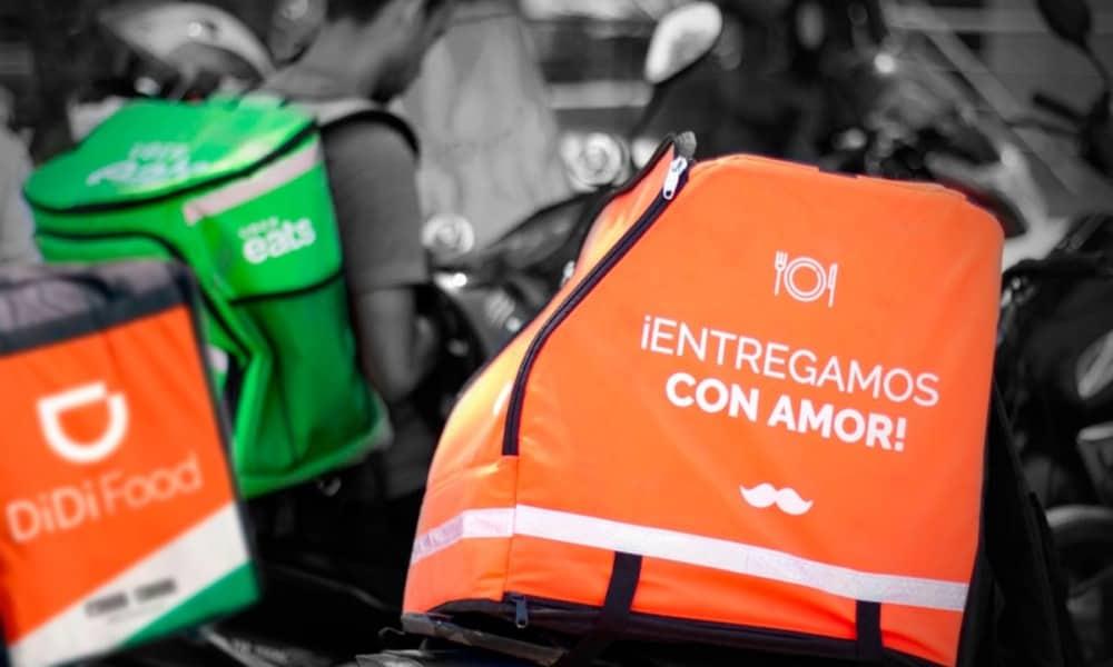 Comisiones en apps de delivery ahorcan a los negocios de comida en México