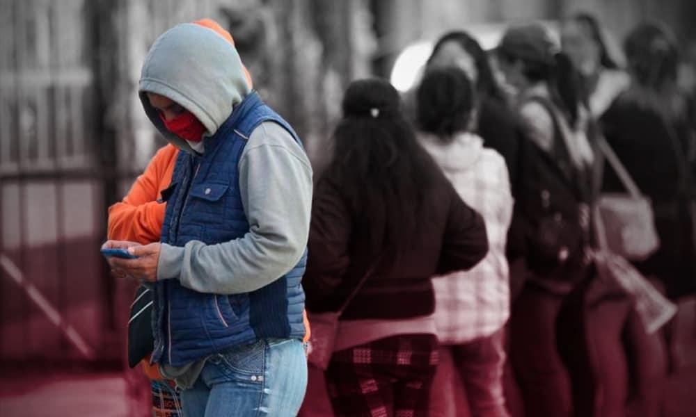 Desempleo en Mexico (Fotoarte: Cristian Laris)
