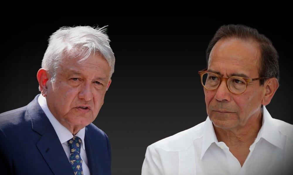 AMLO Carlos Salazar Lomelín