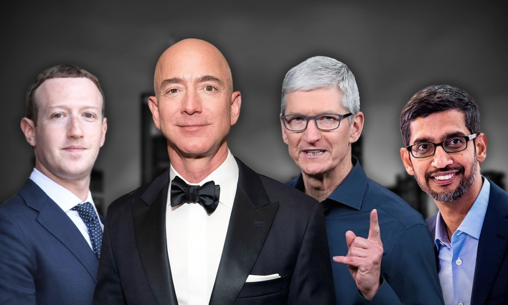 CEOs tecnológicas