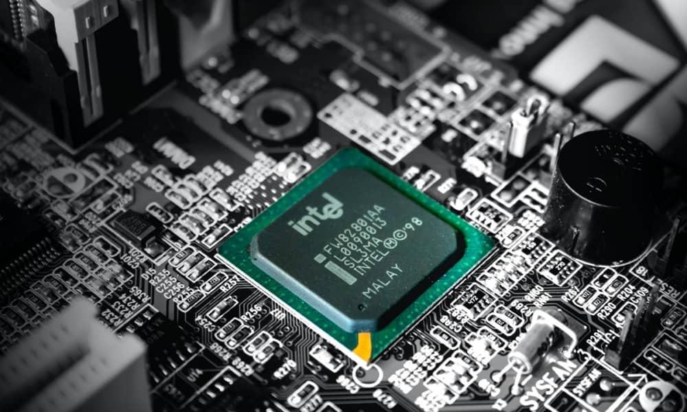 Intel resultados 3T
